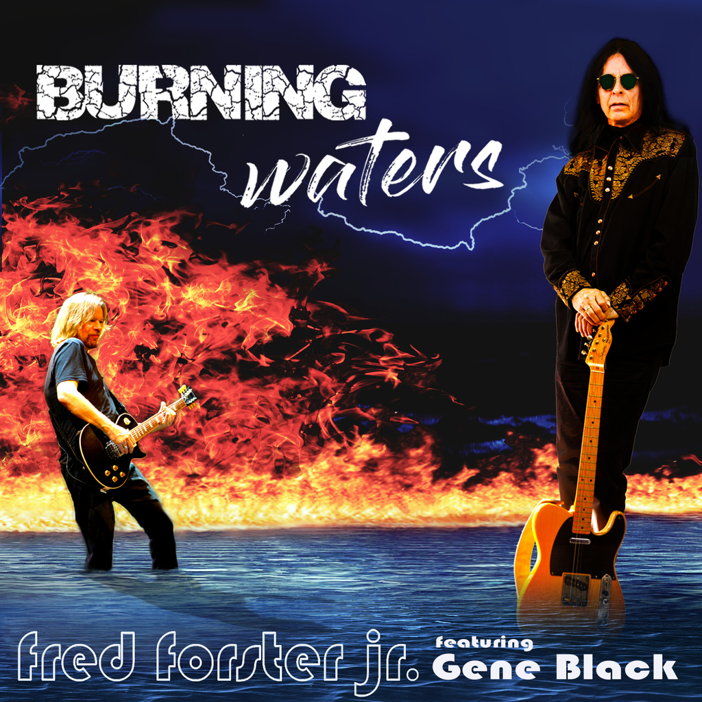 Fred Forster Jr_BURING WATERS